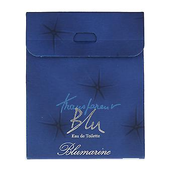 Schiapparelli Pikenz Blumarine Blu Eau De Toilette Spray 1.69Oz/50ml In Box