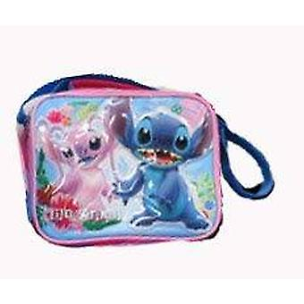 Lunch Bag - Disney - Lilo and Stitch Kit Case  New 004712