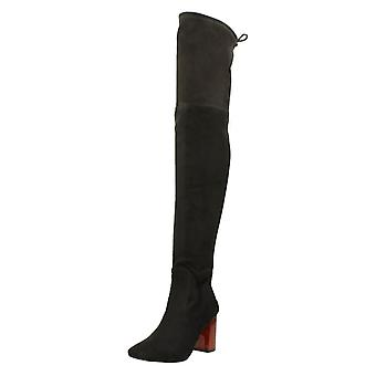 Ladies Dolcis Over The Knee Boots