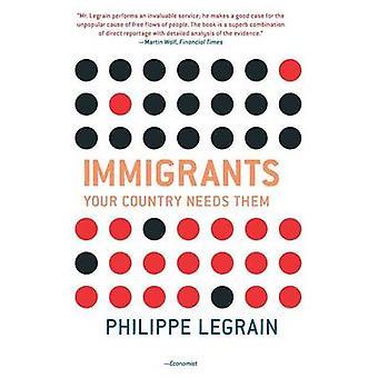 Immigrants by Philippe Legrain
