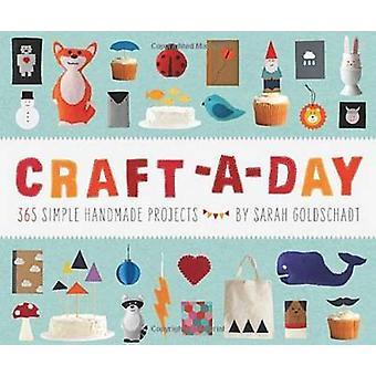 CraftADay by Sarah Goldschadt