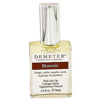 Demeter brownie cologne spray by demeter 434713 30 ml