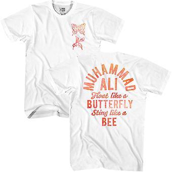 American Classics Muhammad Ali B & B T-paita-valkoinen