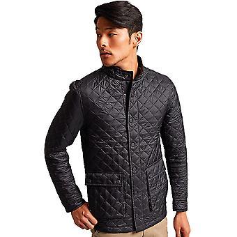 Outdoor Look Mens Quartic Lightweight Tailored Quilt Jacket