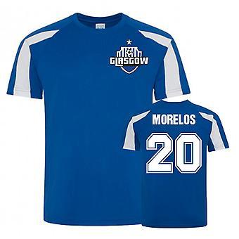 Alfredo Morelos Rangers Sports træningstrøje (kongelig)