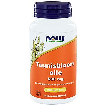 Teunisbloemolie 500 mg (100 Softgels) - JETZT Lebensmittel