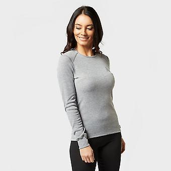 Nouveau Odlo Women-apos;s Active Warm Long Sleeve Baselayer Top Grey