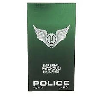 Policja Imperial Patchouli Eau de Toilette 100ml EDT Spray