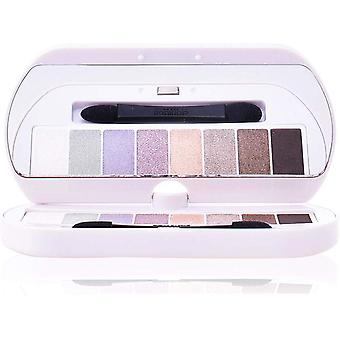 2 x Bourjois Paris 8 Shade Eyeshadow Palette Les Nudes 4.5g