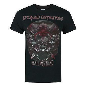 Răzbunat Sevenfold Battle Armour Men's T-Shirt