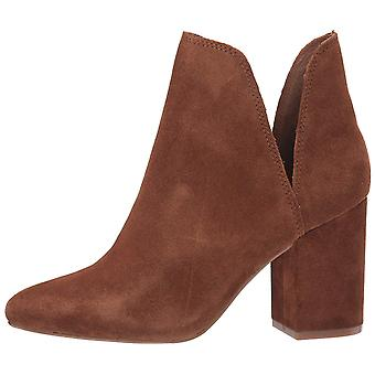 Steve Madden Womens Rookie Fabric Pointed Toe Ankle Fashion Boots