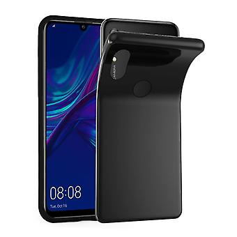 Cadorabo Case for Huawei P SMART 2019 Case Cover - Mobile Phone Case made of flexible TPU silicone - Silicone Case Protective Case Ultra Slim Soft Back Cover Case Bumper