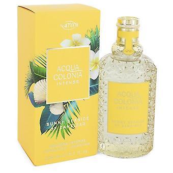 4711 Acqua colonia soleada costa de zanzíbar eau de colonia spray intenso (unisex) por 4711 549010 169 ml