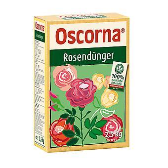 OSCORNA® rozenmest, 2,5 kg