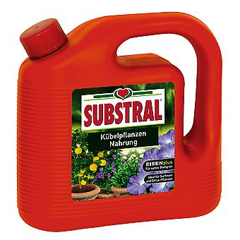 SUBSTRAL® Potted plants Food, 2 liters
