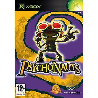 Psychonauts (Xbox) - Ny