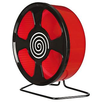 Trixie Plastic Exercise Wheel (Small pets , Cage Accessories , Exercise Wheels)