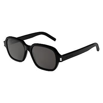 Saint Laurent SL 292 001 Black/Grey Sunglasses