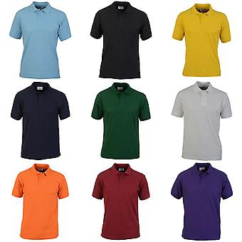 Absolute Apparel Mens Precision Polo