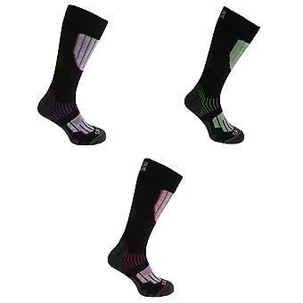 Womens/Ladies Performance Ski Socks