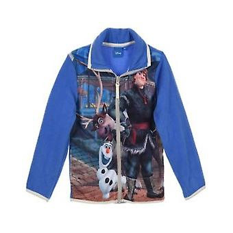Disney olaf frozen boys polar fleece sweatjacket