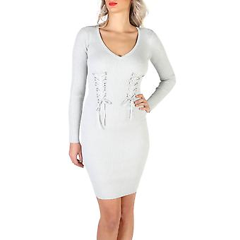 Guess Original Women All Year Dress - Grey Color 56960