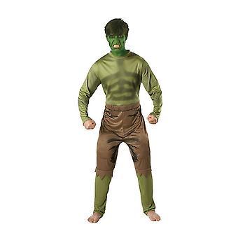 Hulk Unisex Adult Full Body Costume