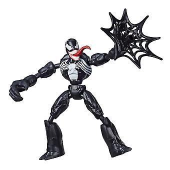 Marvel, Bend en Flex Toy Karakter - Venom