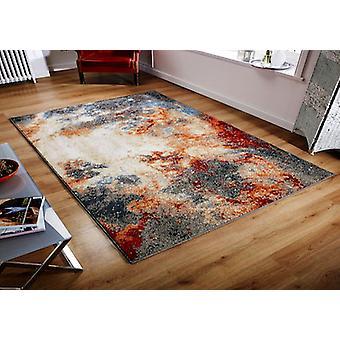 Zakynthos ZANTE 8022 X Rechteck Teppiche moderne Teppiche