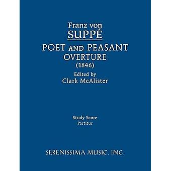 Poet and Peasant Overture Study score by Suppe & Franz von