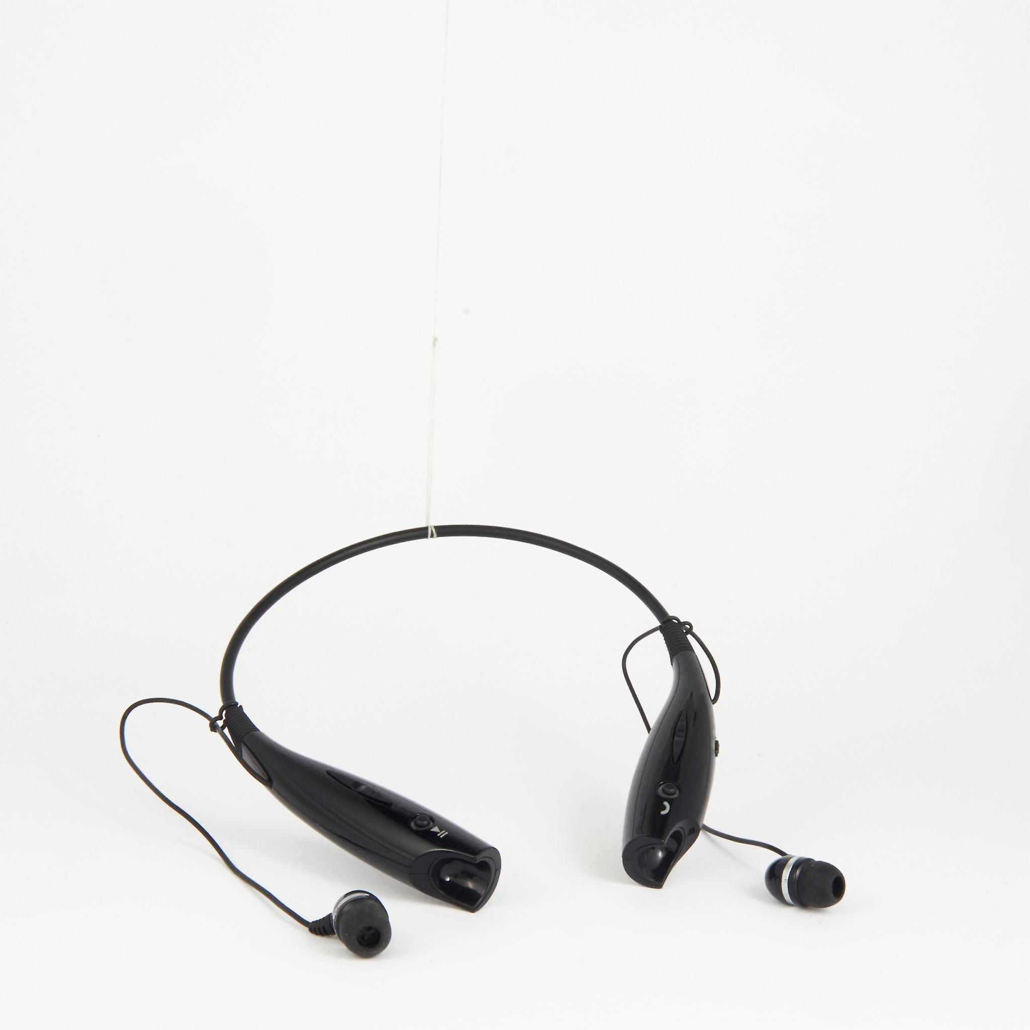 Wireless Stereo Sports Headset - Black