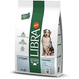 Libra Dog I think +7 Adult Years (Dogs , Dog Food , Dry Food)
