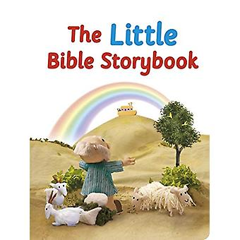 The Little Bible Storybook - Adapted from The Big Bible Storybook by M