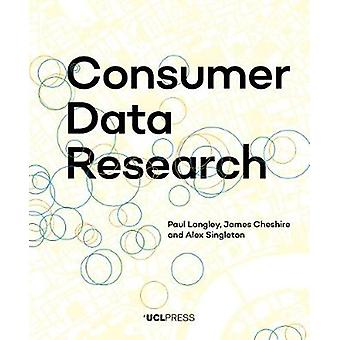 Consumer Data Research by Paul A. Longley - 9781787353893 Book