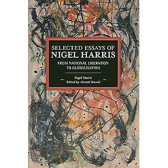 Ausgewählte Aufsätze von Nigel Harris: Vom nationalen Befreiung auf die Globalisierung