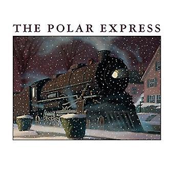 The Polar Express big book by Chris Van Allsburg & Van Allsburg