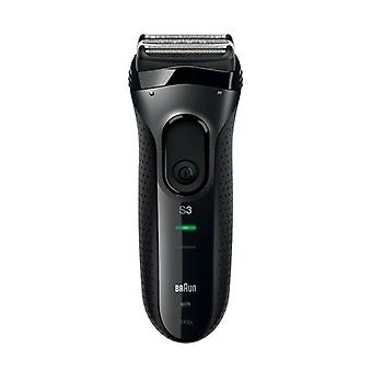 Shaver Braun 3000S Series 3 Black