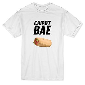 Chipotle Burrito ChipotBae الرسوم البيانية الرجال & apos;s تي شيرت