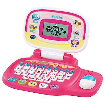 VTech saját laptop Pink