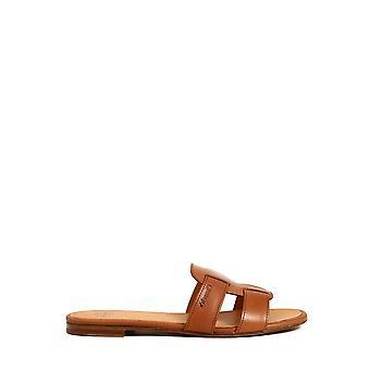 Church's Dx00809adjf0acw Women's Brown Leather Sandals