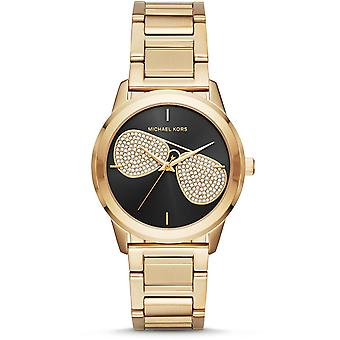 Michael Kors MK3647 Stainless Steel Gold Ladies Watch