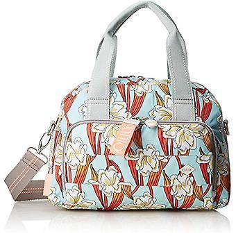 Oilily Ruffles Ornament Handbag Mhz 1 - Turquoise Women's Bag (Light Turquoise) 15x22x32 cm (B x H T)