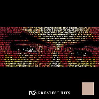 NAS - Greatest Hits [CD] USA importeren