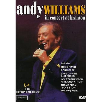 Andy Williams - In Concert at Branson [DVD] USA import