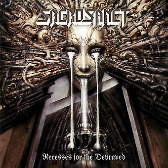 Sacrosanct - Recesses for the Depraved [CD] USA import