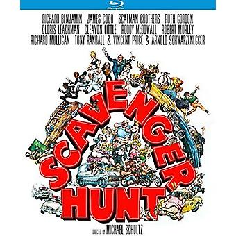 Scavenger Hunt (1979) [Blu-ray] USA import