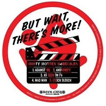 D.R.I. - But Wait ... There's More! (Hand Silk Screened) [Vinyl] USA import