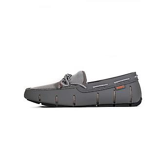 Swims grijs stride Lace loafer
