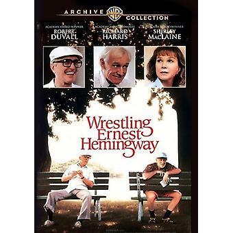 Wrestling Ernest Hemingway [DVD] USA import