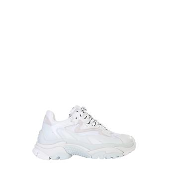 Ash Addict12 Women's White Leather Sneakers